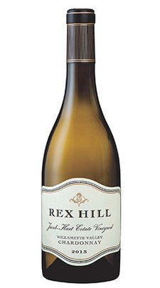 2017 REX HILL Jacob-Hart Estate Vineyard Chardonnay