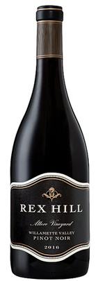 2017 REX HILL Alloro Vineyard Pinot Noir