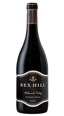 2016 REX HILL Willamette Valley Pinot Noir